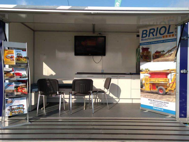 BRIOL Geräteservice Ausstellungen