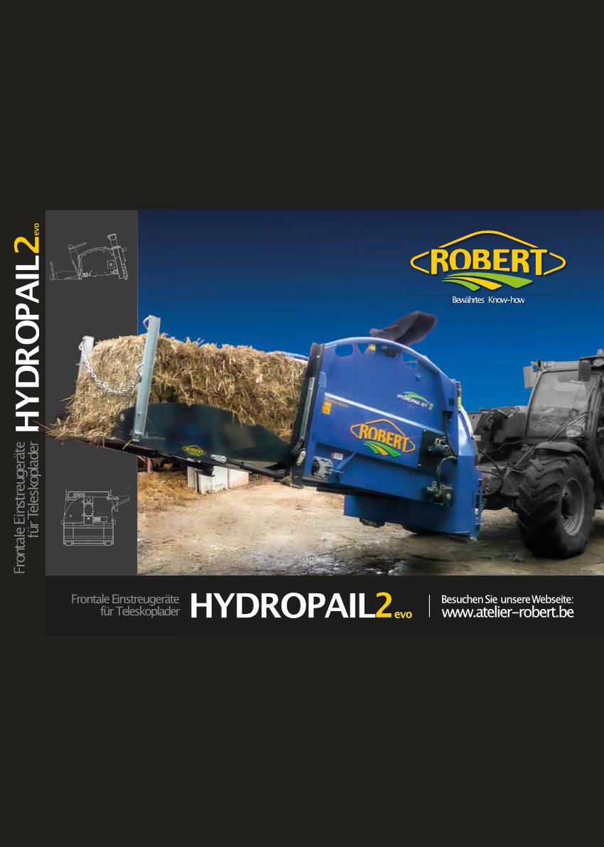 ROBERT HYDROPAIL2evo